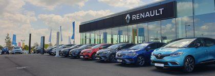 Concessionnaire RENAULT MELUN - AMBRE AUTOMOBILES