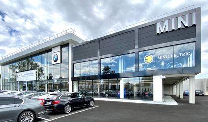Concessionnaire EDENAUTO PREMIUM BMW MINI BORDEAUX