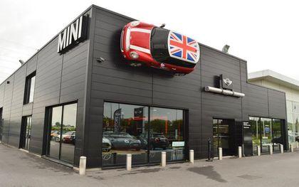 Concessionnaire BMW VALMOTORS