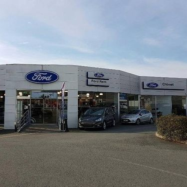 Concessionnaire FORD CLENET ANGERS