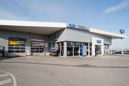 Concessionnaire FORD CHARLEVILLE - MOTORCAR BY AUTOSPHERE