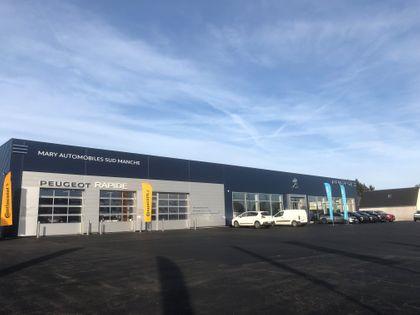 Concessionnaire MARY AUTOMOBILES PEUGEOT SUD MANCHE