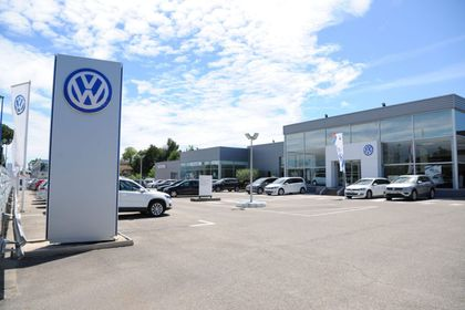 Concessionnaire VOLKSWAGEN BYMYCAR CARPENTRAS