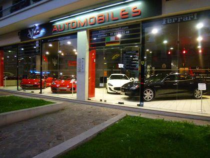 Centre multimarques V12 AUTOMOBILES