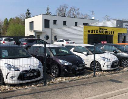 Centre multimarques ELEGANCE AUTOMOBILES