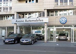 Concessionnaire AXONE AUTOMOBILE