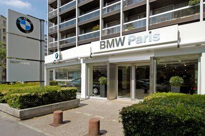 Concessionnaire BMW PARIS
