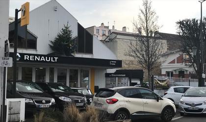 Agent RENAULT VANVES AUTOMOBILES SARL