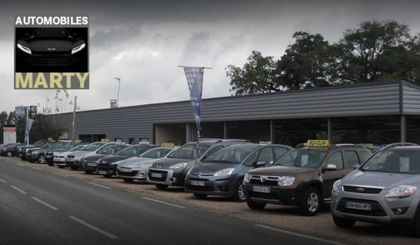 Centre multimarques AUTOMOBILES MARTY