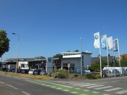 Concessionnaire JMS AUTOMOBILE COLMAR BMW-MINI