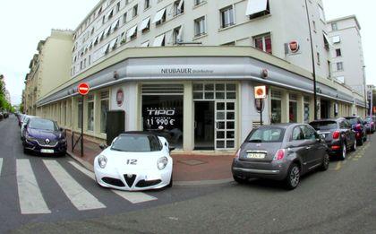 Concessionnaire NEUBAUER FIAT JEEP ALFA ABARTH LEVALLOIS PERRET