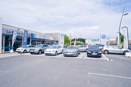 Concessionnaire VOLKSWAGEN CHATEAU THIERRY - INTENZ BY AUTOSPHERE