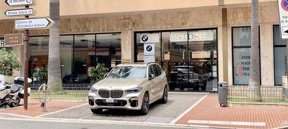 Concessionnaire BMW STORE MONACO