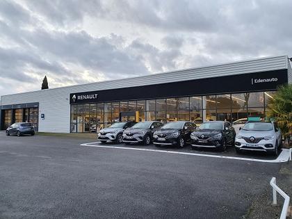 Concessionnaire EDENAUTO RENAULT MIRANDE