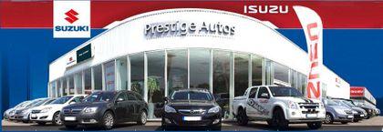 Concessionnaire GARAGE PRESTIGE AUTOS