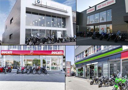 Concessionnaire GROUPE JMS MOTOS