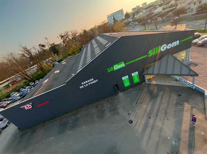 Centre multimarques GARAGE DE LA FORET