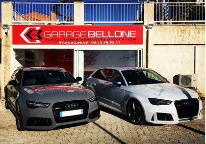 Centre multimarques GARAGE BELLONE