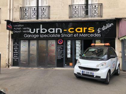 Centre multimarques URBAN CARS