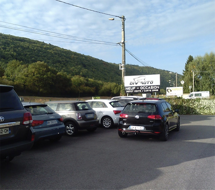 Centre multimarques DIV AUTO
