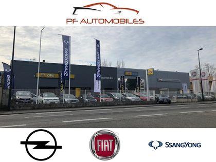 Concessionnaire PF AUTOMOBILES  OPEL FIAT CAVAILLON