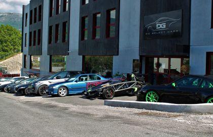 Centre multimarques DG SELECT CARS