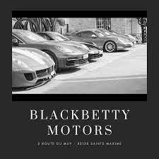Centre multimarques BLACKBETTY MOTORS