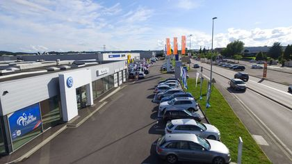 Concessionnaire VOLKSWAGEN BYMYCAR EPINAL