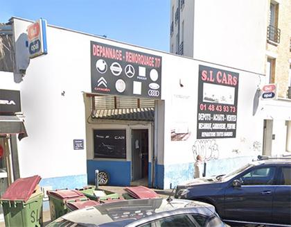 Centre multimarques S.L CARS
