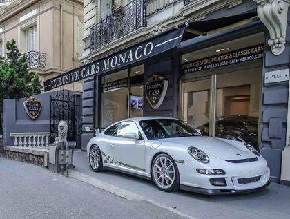 Centre multimarques EXCLUSIVE CARS MONACO