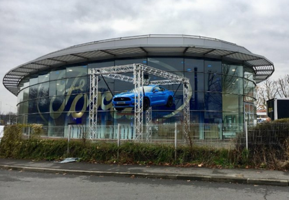 Concessionnaire FORD NANTERRE - MOTORCAR BY AUTOSPHERE