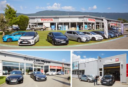 Concessionnaire JEAN LAIN OCCASION TOYOTA CHAMBERY