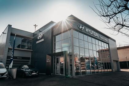Concessionnaire Hyundai Lyon Ouest - Groupe Central Autos