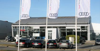 Concessionnaire AUTO-EXPO AUDI BRUAY LA BUISSIERE