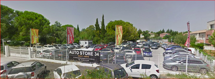 Centre multimarques AUTO STORE 34