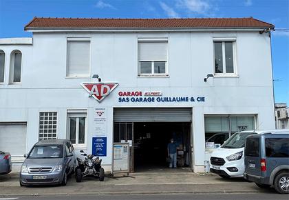 Garagiste GARAGE GUILLAUME