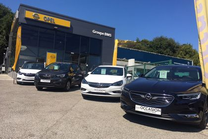 Agent OPEL ANTIBES GROUPE BMS
