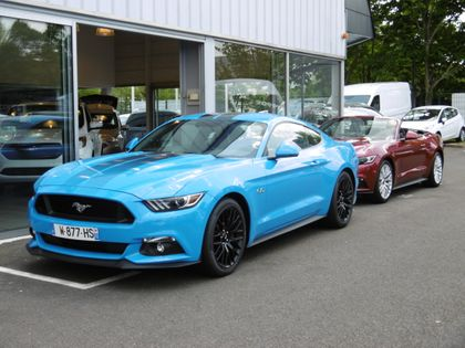 Concessionnaire FORD COIGNIERES - MOTORCAR BY AUTOSPHERE