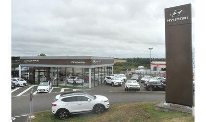 Concessionnaire LCV AUTOMOBILES HYUNDAI ANGOULEME