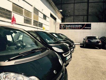 Centre multimarques GARAGE MARS