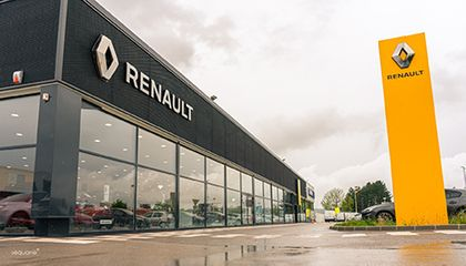 Concessionnaire RENAULT PONTARLIER AUTOBERNARD