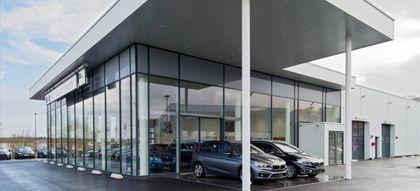 Concessionnaire BMW MINI OUEST MOTORS LANNION