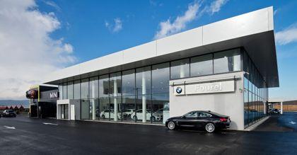 Concessionnaire BMW MINI MONTELIMAR