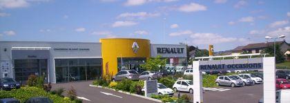 Concessionnaire RENAULT SAINT CHAMOND