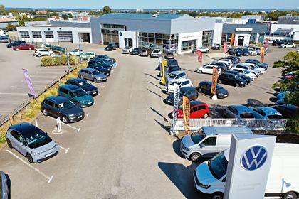 Concessionnaire KERLANN AUTOMOBILES Volkswagen Vannes