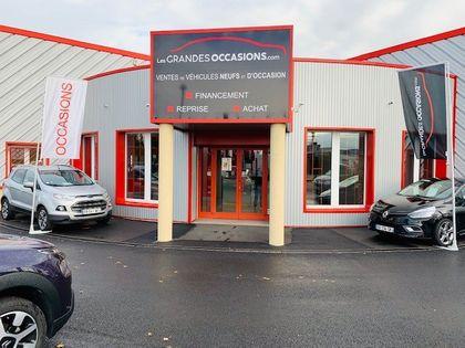 Centre multimarques LES GRANDES OCCASIONS.COM DREUX