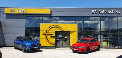Concessionnaire OPEL PONTARLIER