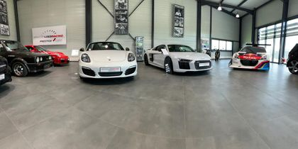 Centre multimarques Sébastien Loeb Racing – Prestige Cars