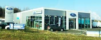 Concessionnaire FORD GIEN GROUPE AMPLITUDE